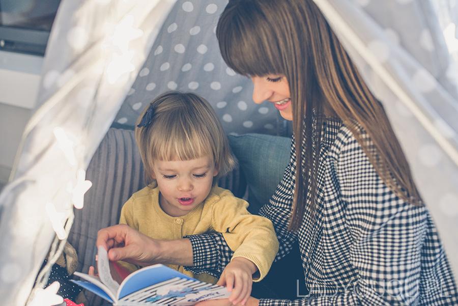 Dlaczego warto czytać dzieciom? KONKURS