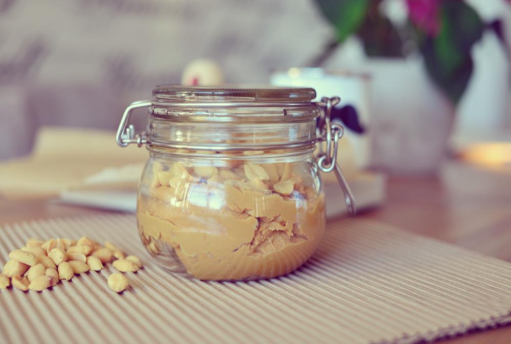 jak zrobic maslo orzechowe
