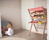 Pomysł na prezent: drewniany stragan dla dzieci