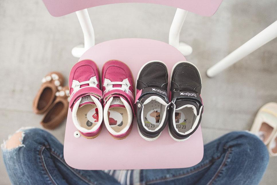 jak nauczyc dziecko ubierac buty