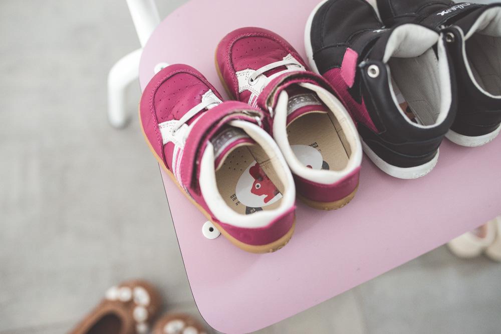 jak nauczyc dziecko zakladac buty
