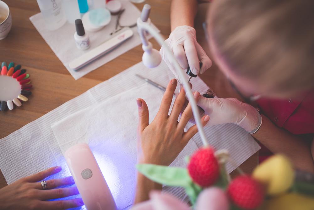 manicure z dojazdem do klienta krakow