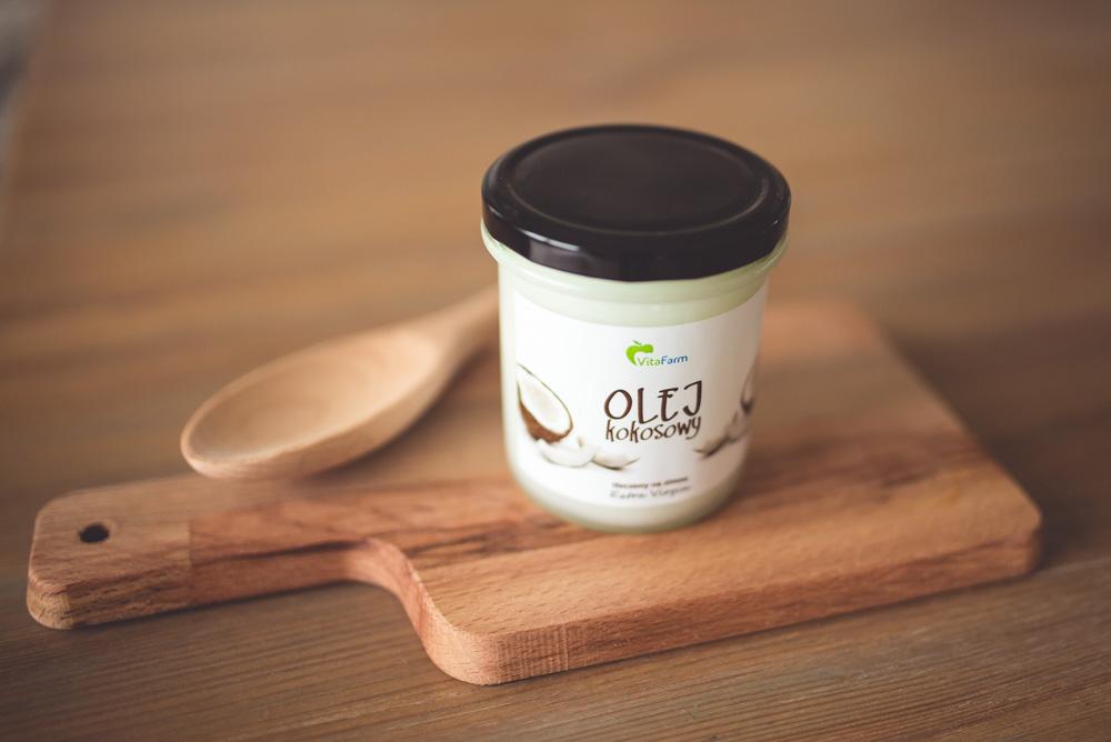 Olej kokosowy tluscz najzdrowszy do smażenia