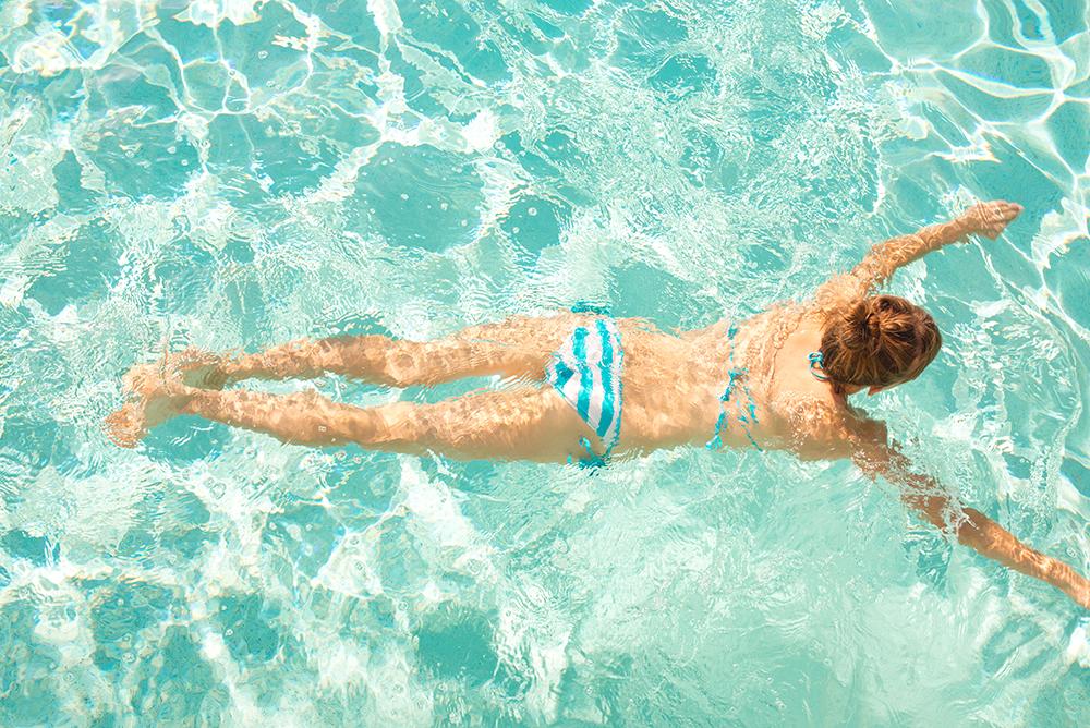 Jak szybko mozna schudnac na basenie
