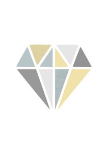 plakat diamond