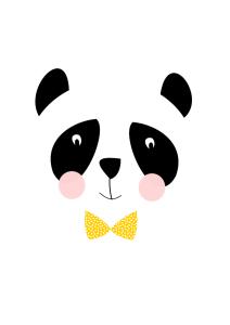 plakaty panda