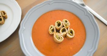 pomysl na obiad zupa pomidorowa