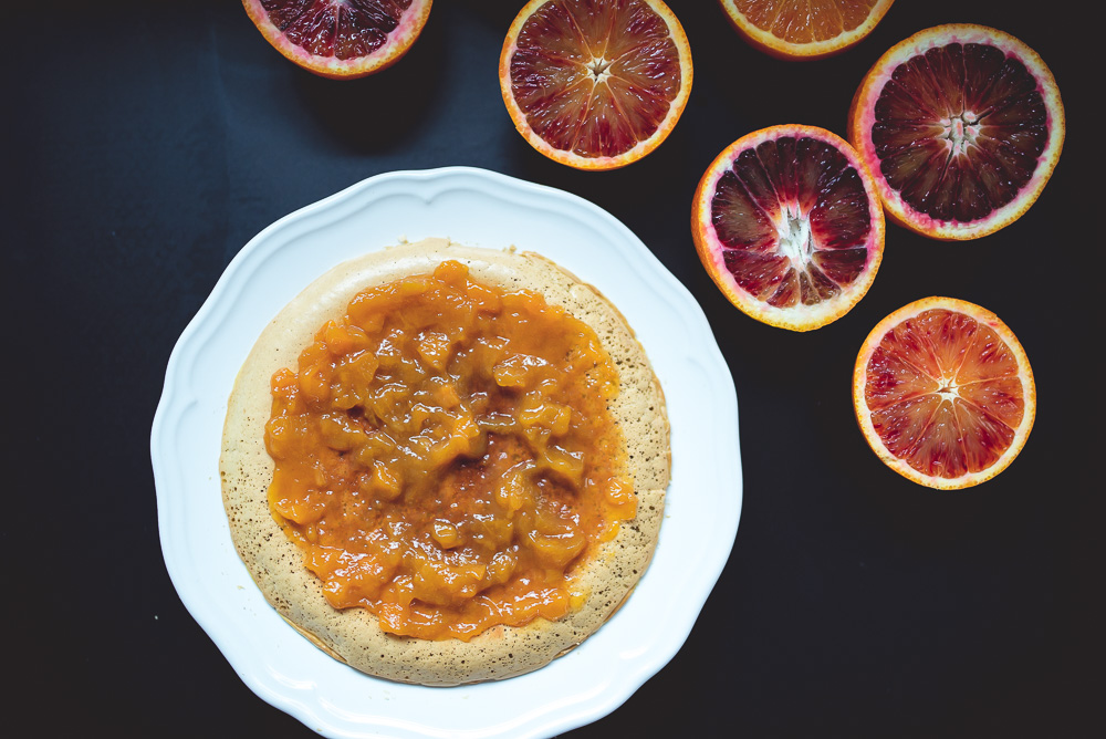 pomysl na sniadanie omlet z platkami owsianymi