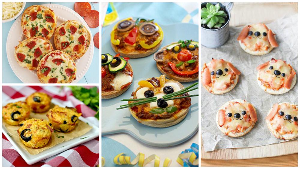 mini pizza dla dzieci