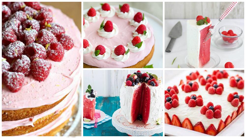 zdrowy tort urodzinowy dla dziecka