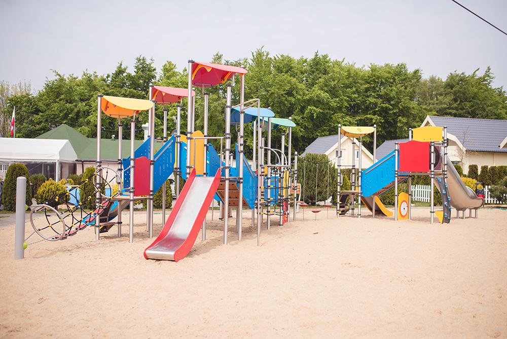 collins beach plac zabaw dla dzieci