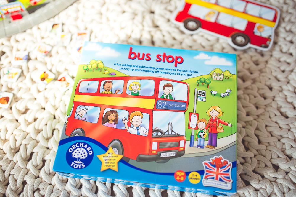 gra busstop