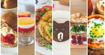 20 pomyslow na zdrowe sniadanie dla dziecka
