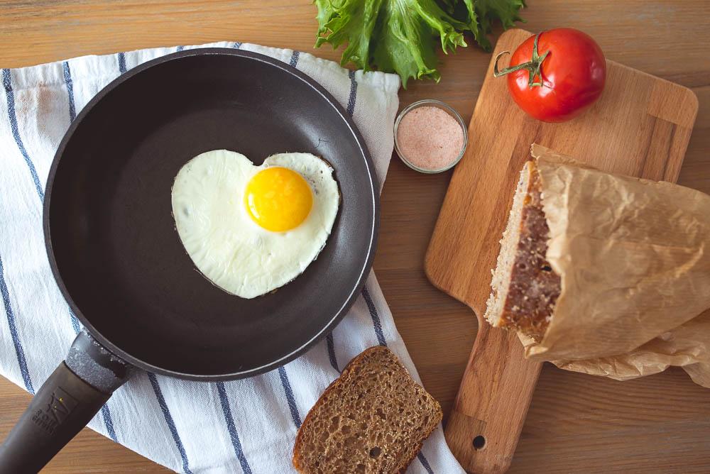 jajko sadzone dla dziecka
