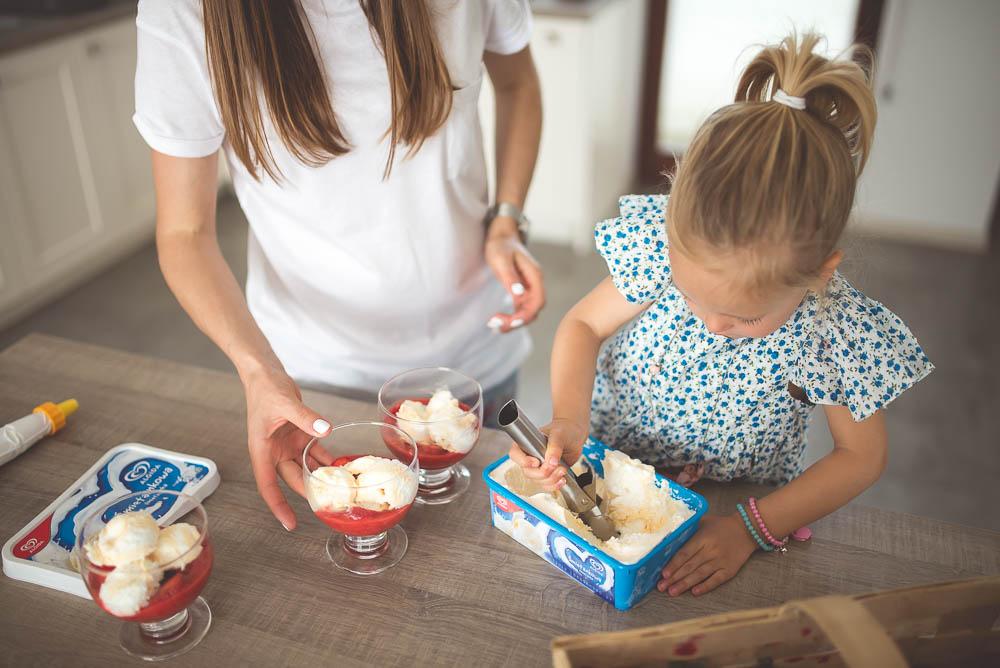najlepsze lody dla dzieci