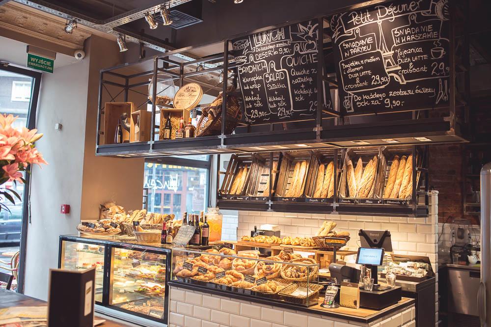 piekarnia kawiarnia vincent francuskie bagietki