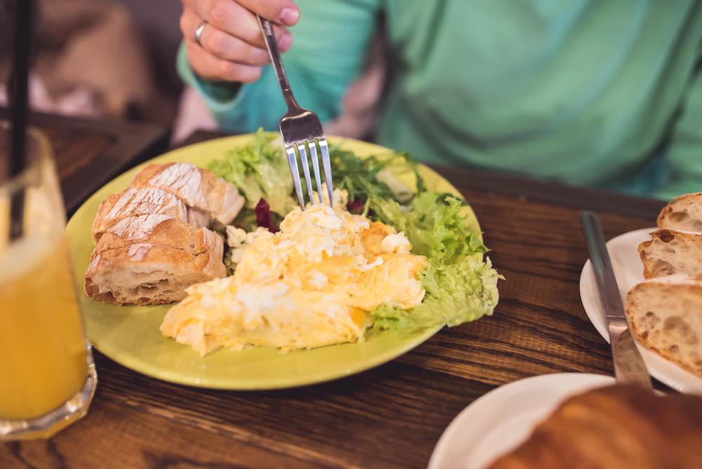 sniadanie w warszawie vincent