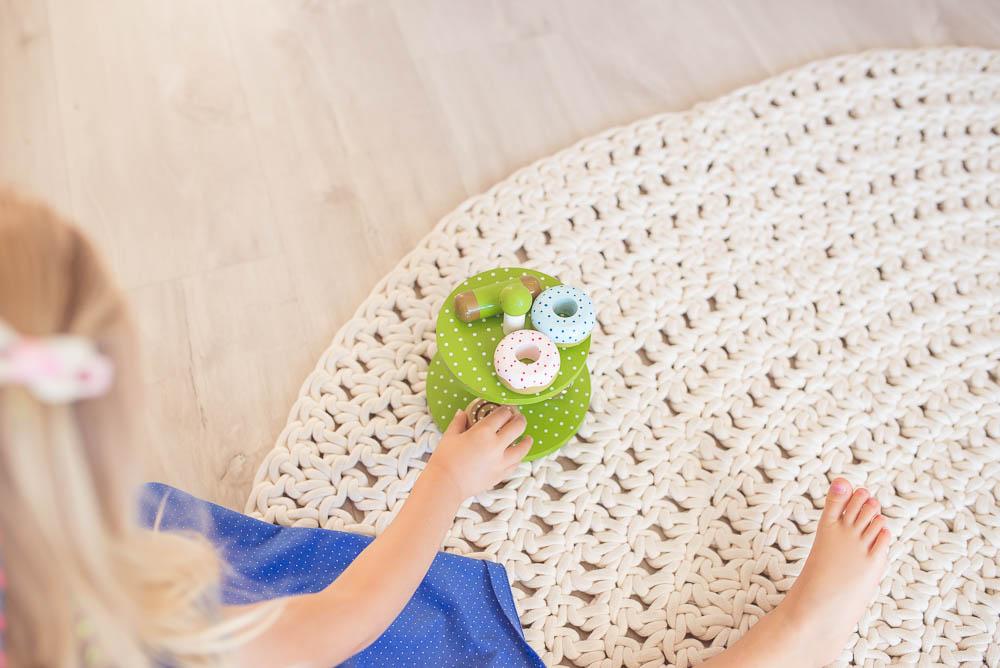 drewniane zabawki dla dzieci