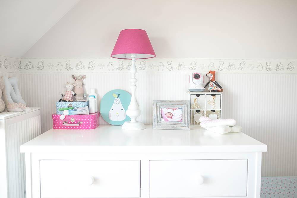 komoda w pokoju dziecka