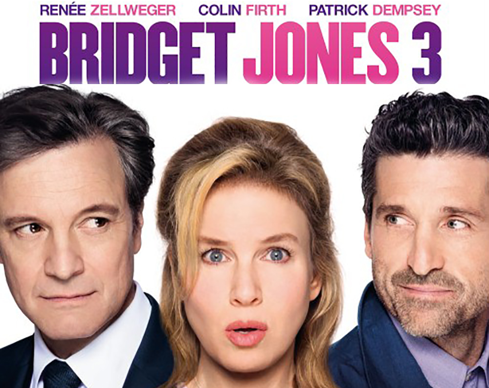recenzja bridget jones 3
