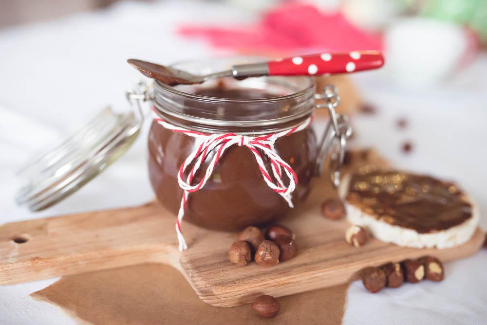 Domowa Nutella z 5 zdrowych składników