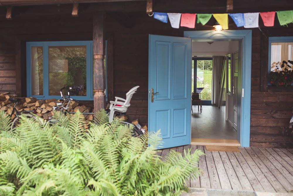 kordaki niebieskie drzwi