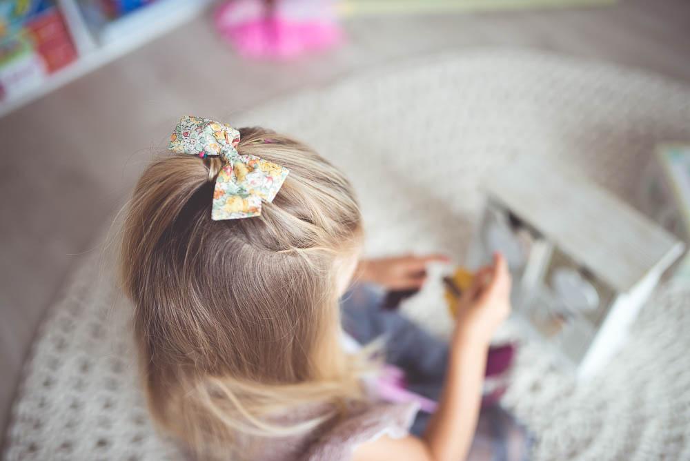 Ozdoby do włosów dla dziewczynek (handmade). Sklepy, w których zawsze znajduję coś pięknego