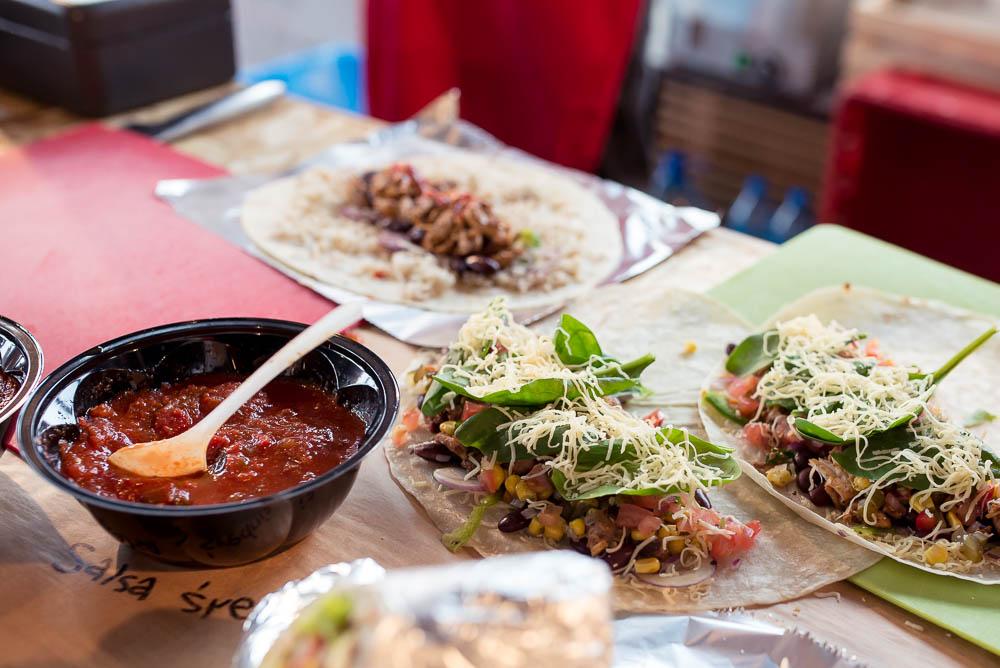 weganskie burrito