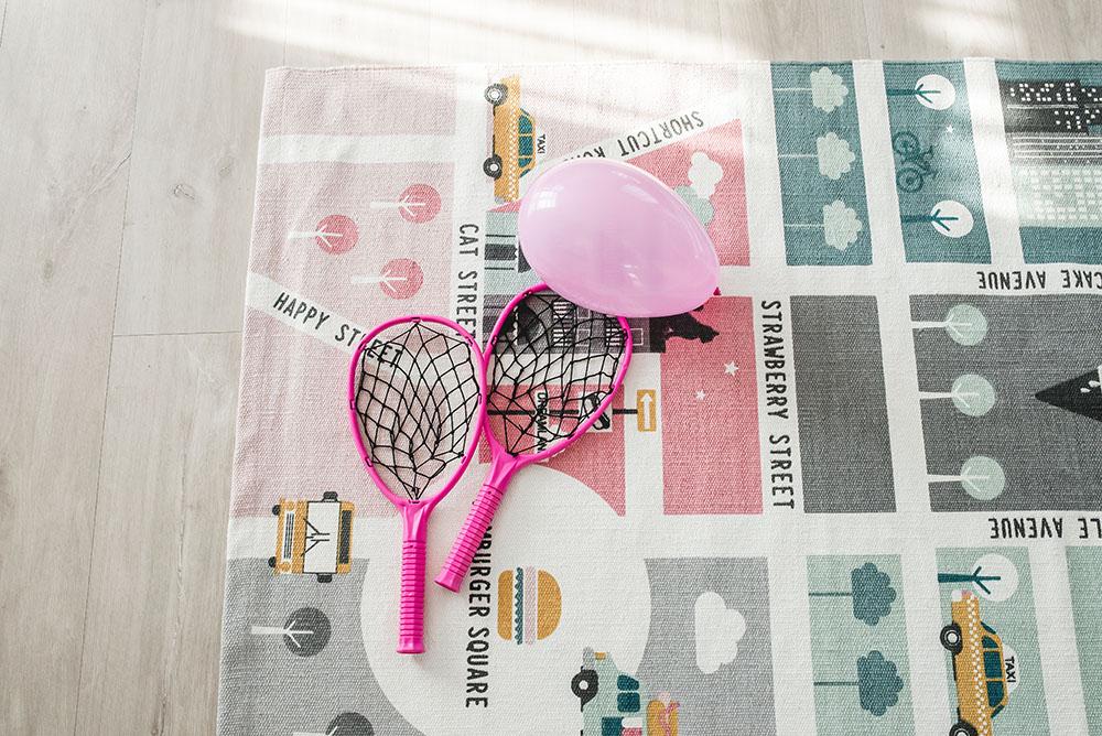 zabawy z balonami
