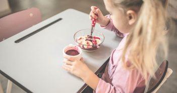 slodycze w diecie dziecka