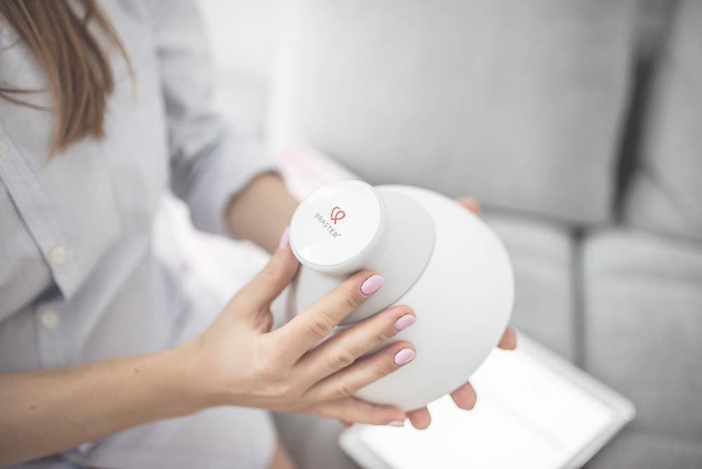 urzadzenie do badania piersi w domu