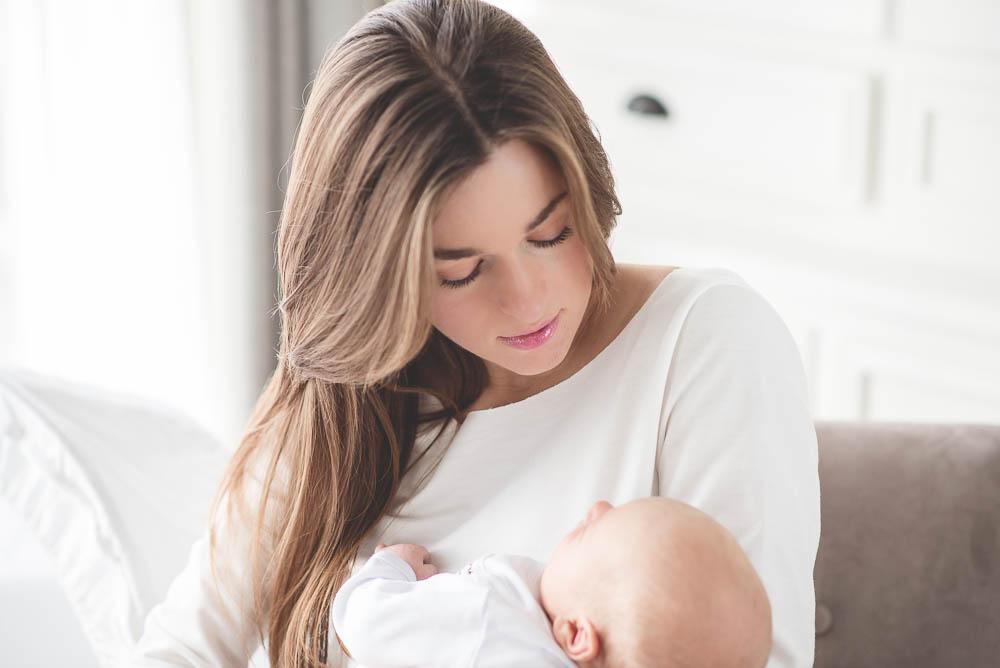 Leczniczy dotyk, czyli jak budować więź matki z dzieckiem
