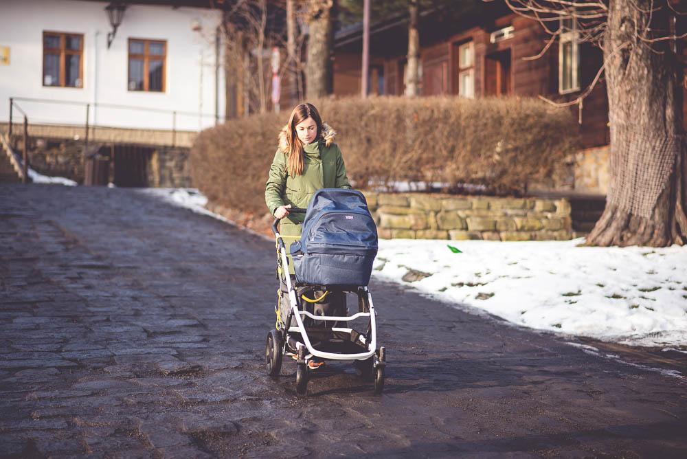 Wyprawka dla noworodka #2 Wózek Britax Go Next