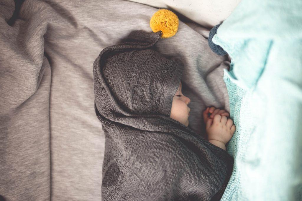 sposob na sen niemowlaka