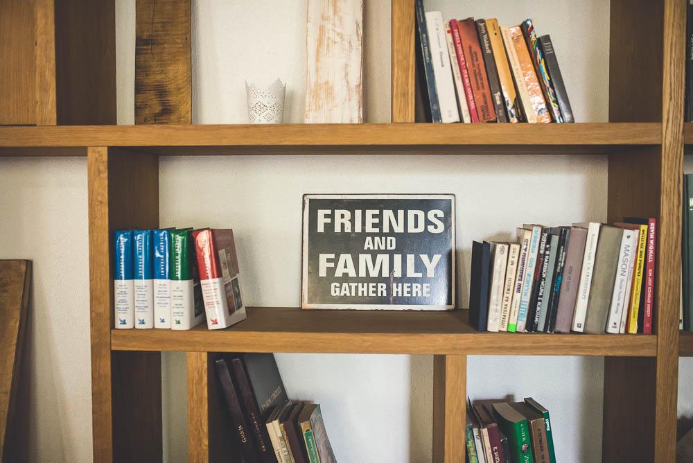 tabliczka friends and family