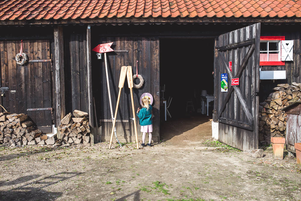 jadalnia w stodole