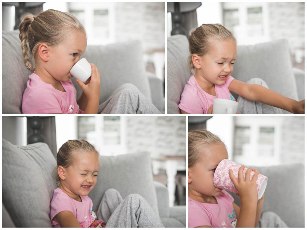 sok z kiszonej kapusty dla dzieci