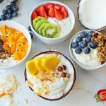 zdrowy jogurt owocowy