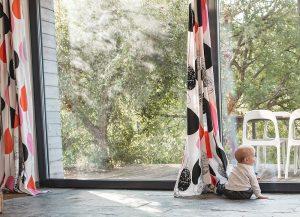 cisowy zakatek domek kolorowy