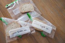 eksperyment z trzema kromkami chleba