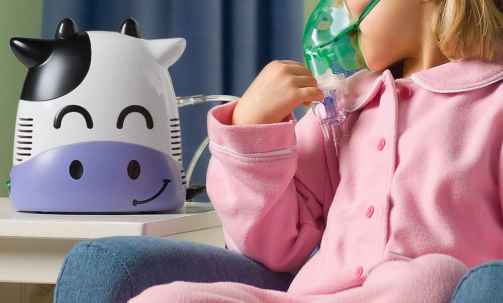 Jak i czym inhalować dziecko? Kiedy inhalacja może zaszkodzić?
