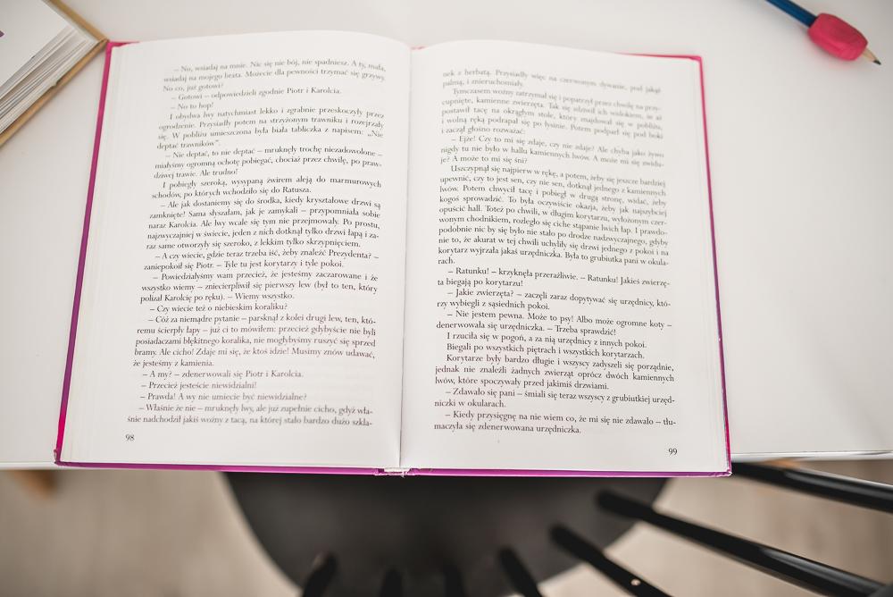 nauka czytania na glos