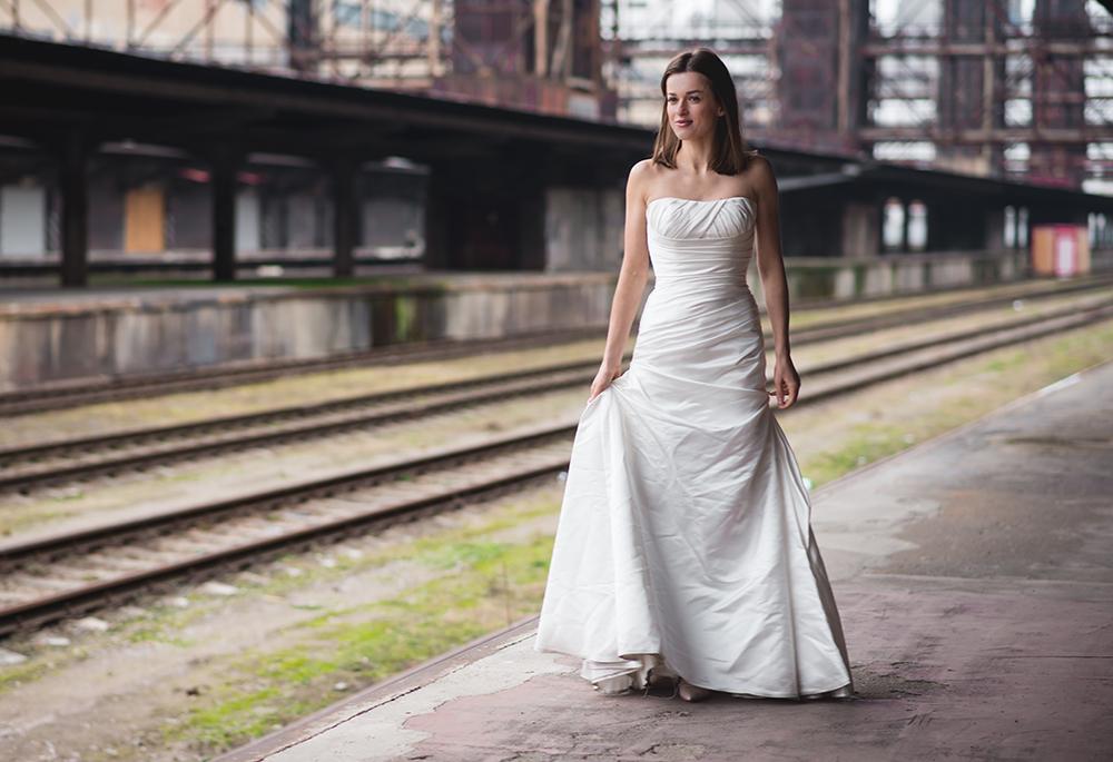Pokaż mi swoją suknię ślubną, a powiem Ci… że pięknie w niej wyglądasz