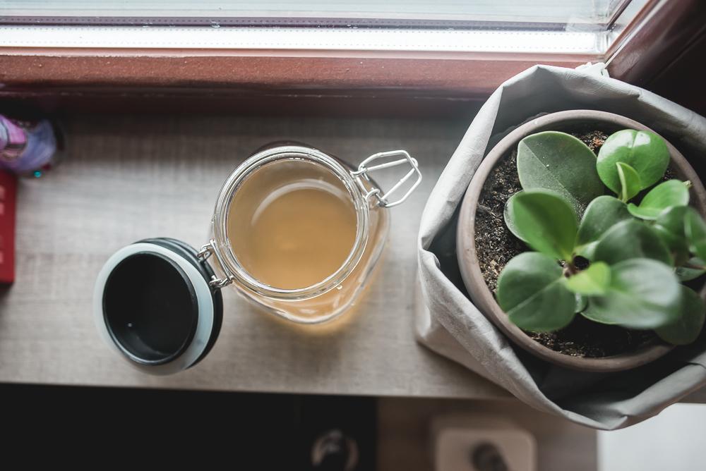 Domowy syrop na kaszel i przeziębienie z trzech składników według przepisu mojej mamy