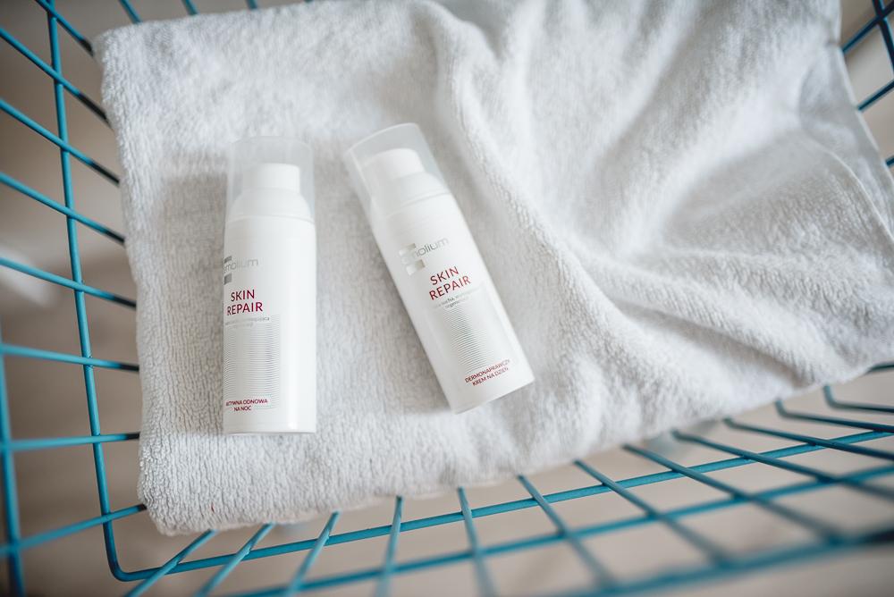 kremy emolium skin repair