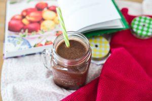 smoothie czekoladowo bananowe