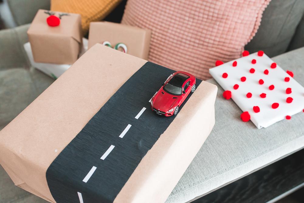 jak zapakowac prezenty dla dzieci