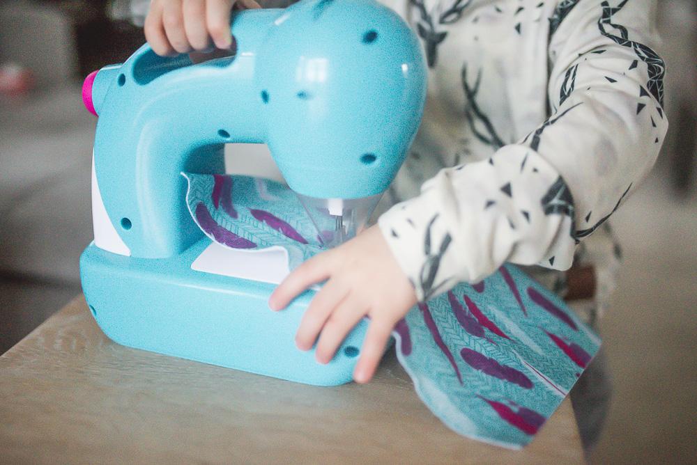 maszyna do szycia dla dzieci