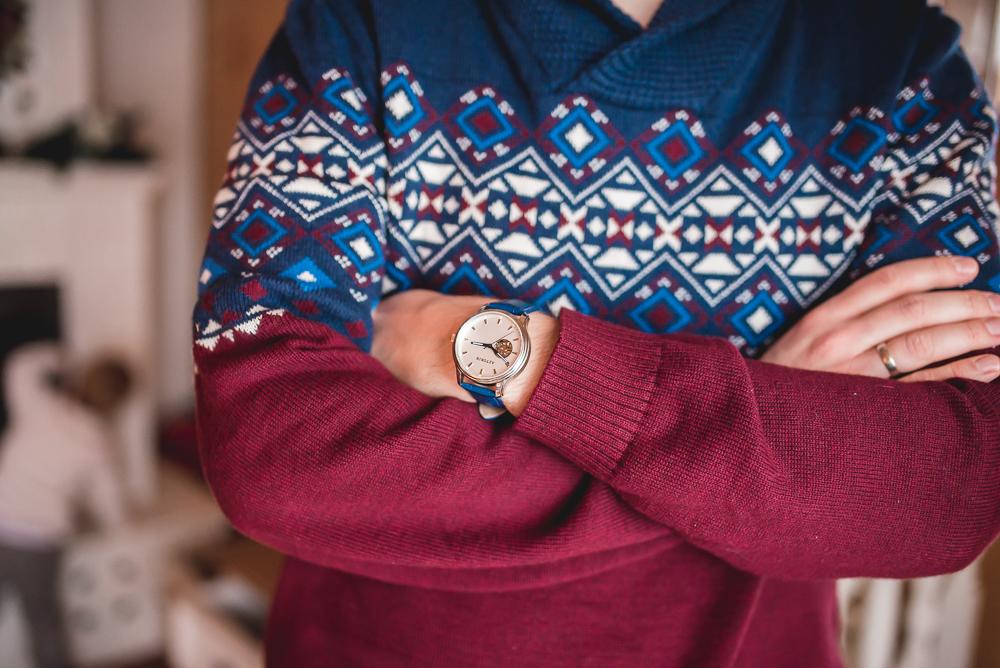 zegarek meski aztorin
