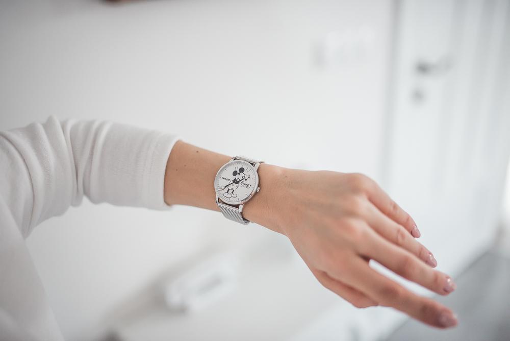 zegarek myszka miki